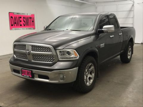 2014 Ram 1500 Laramie Quad Cab Short Box