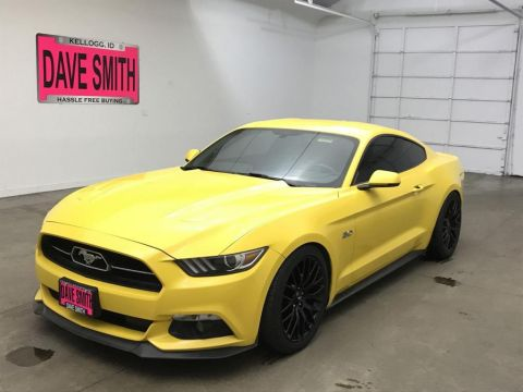 Pre-Owned 2015 Ford Mustang GT RWD 2 Door Coupe