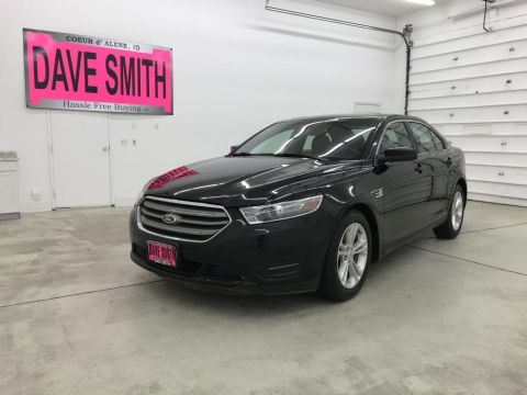 Pre-Owned 2013 Ford Taurus SEL FWD 4dr Car