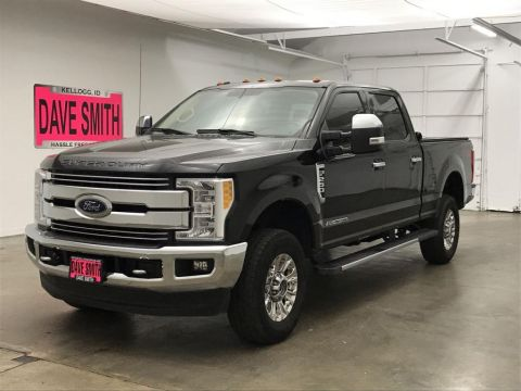 2017 Ford F-250 Super Duty Lariat Crew Cab Short Box