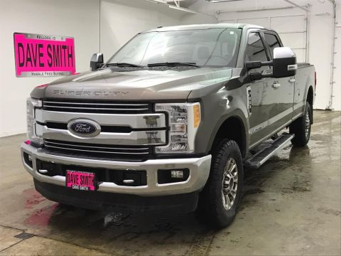 2017 Ford F-350 Super Duty Crew Cab Long Box