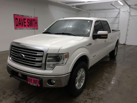 2013 Ford F-150 Lariat Crew Cab Short Box