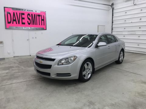 Pre-Owned 2012 Chevrolet Malibu LT FWD 4dr Car