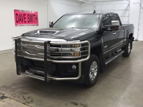 2018 Chevrolet Silverado 3500 High Country Crew Cab Short Box