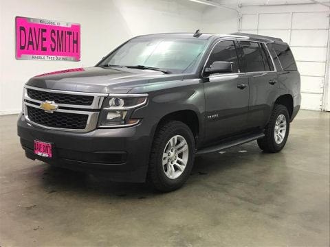 Pre-Owned 2015 Chevrolet Tahoe LT 4WD 4WD 4dr