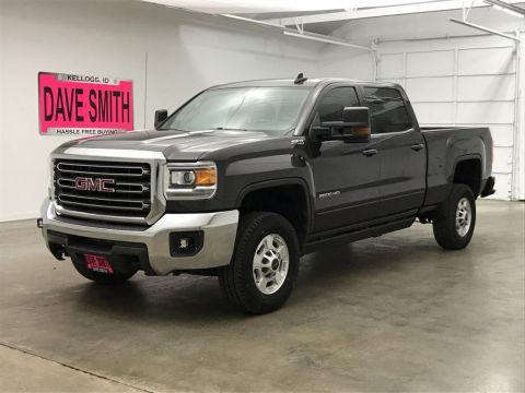 2016 GMC Sierra 2500 SLE Crew Cab Short Box