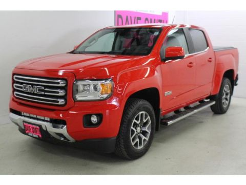 Pre-Owned 2015 GMC Canyon SLE 4WD 4 Door Cab; Crew