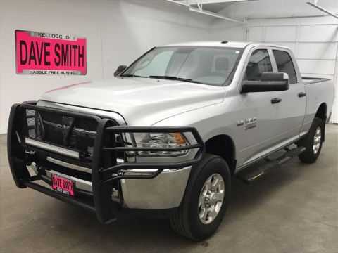 2017 Ram 2500 Tradesman Crew Cab Short Box
