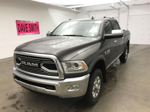 Pre-Owned 2017 Ram 2500 Limited Crew Cab Short Box 4WD Crew Cab Pickup
