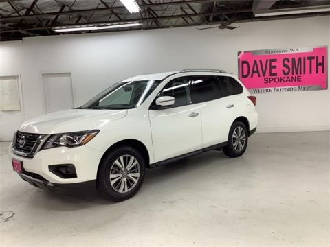 Certified Pre-Owned 2019 Nissan Pathfinder SL 4WD 4D Sport Utility